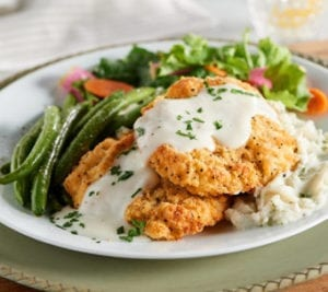 QVC-Meat-Heartland-Fresh-(10)-5-oz-Chicken-Fried-Chicken-Auto-Delivery