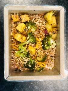 mosaic-foods-review-peanut-tofu-bowl-dinner